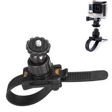 Flex Bike Roll Bar Zip Handlebar Mount Bracket For GoPro Hero 1 2 3 3+ 4 5 Black