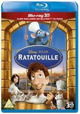 Ratatouille 3D+2D Blu-RAY NEW BLU-RAY (BUY0232901)