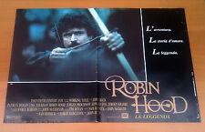 ROBIN HOOD fotobusta poster Lobbycard Patrick Bergin Uma Thurman John Irvin AH40