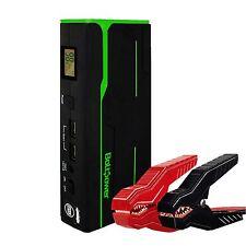 Portable Car Battery Booster Jump Starter 900 Peak Amp Power Bank Jumper Cables