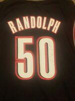 zach randolph signed jersey autographed portland blazers auto size M medium nba