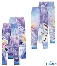 Disney Frozen Eiskönigin Hose Leggings Elsa Olaf Gr. 104 110 116 128 140  NEU