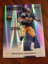 2007 Playoff NFL Gold #/10 Los Angeles RAMS Team Set (6c)