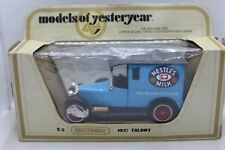 Matchbox Models of Yesteryear Y-5 1927 Talbot Van in Nestles Livery