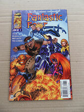 Fantastic Four (vol 2) 8  . Jim Lee - Marvel / Wildstorm - 1997  - FN / VF