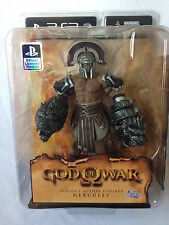 God of War Sony video game Series 1  HERCULES 7in Action Figure DC Direct Toys