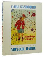 Carl Sandburg - Abraham Lincoln ROOTABAGA STORIES PART TWO  1st Edition 1st Prin