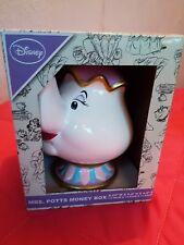 Mrs Potts ceramic money box Beauty and the Beast Disney