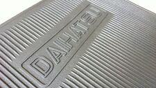 Daihatsu single floor mate Rubber fits F10 F20 F50 TAFT FEROZA HUNTER 2 PCS NEW