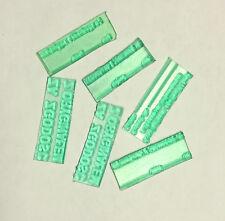 Płytka tekstowa do Wagraf 6 POLAN 6    69x29mm