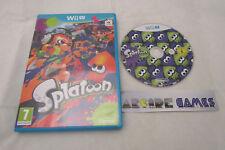 SPLATOON Wii U (envoi suivi, vendeur pro)