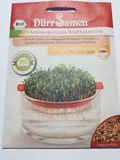 4470 Dürr BIO Keimsprossen Blattzichorie ca.25g leicht bitterer Geschmack Samen