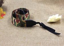 Camouflage Camera Strap Neck Shoulder Belt for Universal DSLR SLR Mirrorless