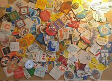 More details for vintage beer mats. job lot of around 200 beer mats from the 50's 60's and 70's