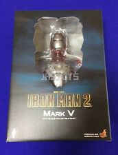 NEW Hot Toys 1/4 Bust Iron Man 2 Mark 5 MK V HTB09 Japan