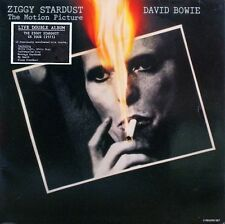 DAVID BOWIE Ziggy Stardust - The Motion Picture - 1st Press A1,B1/A1,B1 - RARE