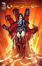 GRIMM FAIRY TALES #77B Cover by TOMMY PATTERSON Nice! NM+ New (2012) Zenescope