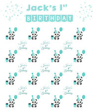 Boys Birthday backdrop, 1 year old, or any age..custom text in size 6ft x 6ft