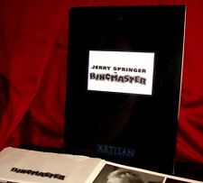 Jerry Springer in 'Ringmaster' Original Complete Press Kit + Photos-Mint!