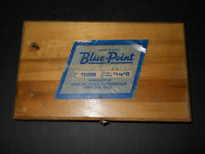 Vintage Blue Point Tap and Die Set TD2500 Snap-on Mac Matco Hot Rat Rod Scta