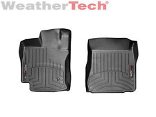 WeatherTech FloorLiner for Toyota Venza - 2012 - 1st Row - Black
