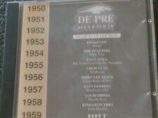 DE PRE HISTORIE 1950-1959 Prehistorie Oldies Collection  Peggy Lee, Platters...