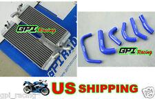 Honda XR650 XR650R 00-07 01 02 03 04 05 06 2002 2003 aluminium radiator + hose
