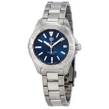 Tag Heuer Aquaracer Blue Dial Ladies Watch WBD1312.BA0740