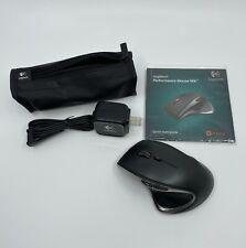 Logitech Mouse Performance MX Wireless Darkfield Accessories Black