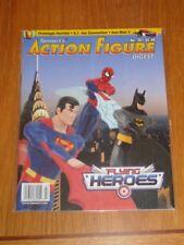 ACTION FIGURES TOMART'S DIGEST #201 SUPERMAN SPIDERMAN US MAGAZINE<~