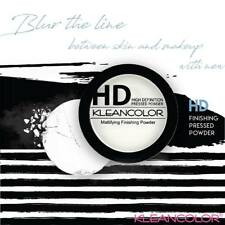 NEW Kleancolor HD Powder TRANSLUCENT Matte Finishing Setting Powder Makeup 8g