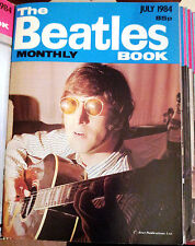 The Beatles Book Monthly Magazine No. 99 July 1984