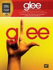 Glee Sing with the Choir Volume 14 Sing with the Choir Book and CD NEW 000333059