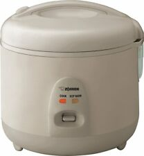 Zojirushi NSRNC10NL Automatic Rice Cooker and Warmer 5.5-Cup Champagne Gold