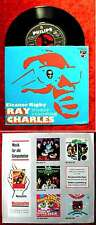 Single Ray Charles: Eleanor Rigby (Philips 320 085 BF) D 1969