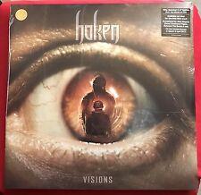Haken Visions GOLD RARE Europe Tour exclusive vinyl 2LP +CD FIRST pressing