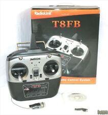Radiolink T8FB 8 Canaux télécommandé Quad Avion RC Transmetteur Combo édition