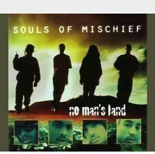 Souls Of Mischief – CD - No Man's Land (1995).