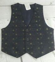 Golf Print Vest Boy's Size 5
