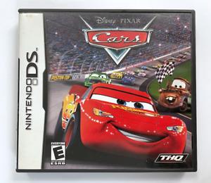 Disney Pixar Cars (Nintendo DS, 2006) Complete w/Manual CIB
