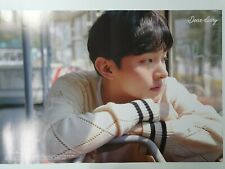 Yoon Ji Sung - Dear Diary (Special Album) Unfolded Official Poster Hard Case