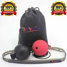 Boxing Reflex Ball | 2 Difficulty Level Boxing Ball with a head band | Enhance S