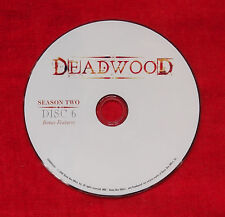 Deadwood Season 2 Disc 6 Replacement DVD Disc (From Complete Series Set)
