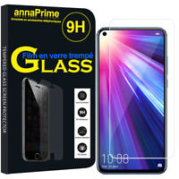 """Lot/ Pack Film Verre Trempé Protecteur Écran Huawei Honor View 20 6.4""""/ View20"""