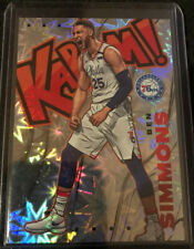 2019-20 CROWN ROYALE BEN SIMMONS KABOOM! CASE HIT 76ers SIXERS SP RARE🔥