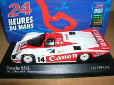 Minichamps Porsche 956 L Le Mans 1983 Palmer / Lammers / Lloyd 1:43, #14
