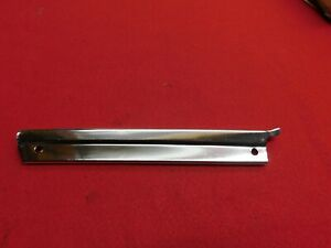 NOS 67 Ford Galaxie 500 XL LTD RH Hood Lip Moulding Trim #C7AZ-16856-A