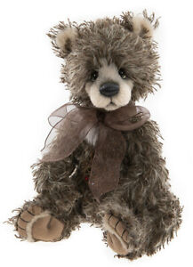 Cogs - Isabelle Collection by Charlie Bears - limited edition teddy - SJ6165