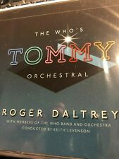 """ROGER DALTREY  The Who's TOMMY """"ORCHESTRAL"""" [CD 2019] NEW/Classic Soundtrack/MOD"""