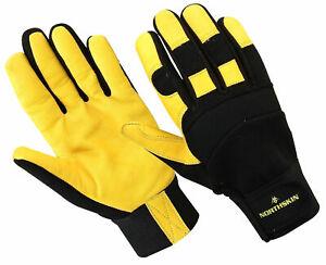 Unisex WorkWear Gloves Safety Summer Glove Carpenter Builder Farmer Gadenner  UK